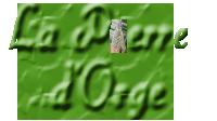 La Pierre d'Orge